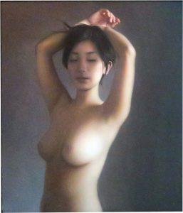 卯野 和宏「蒼茫」10号F