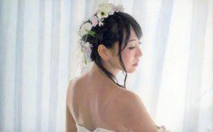 高橋 和正「Flower Crown」10号M